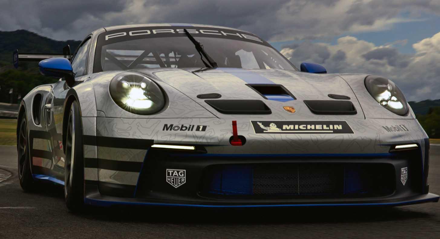 بورش 911 GT3 Cup - سيارة السباق الأشهر في العالم بجيل محسّن لعام 2021