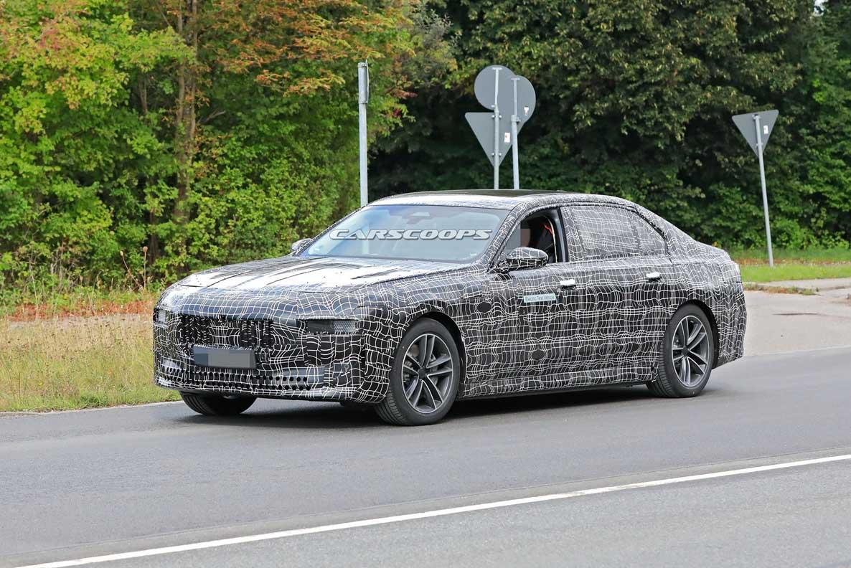 تحضير الجيل الجديد كلياً من سيارت BMW الفاخرة